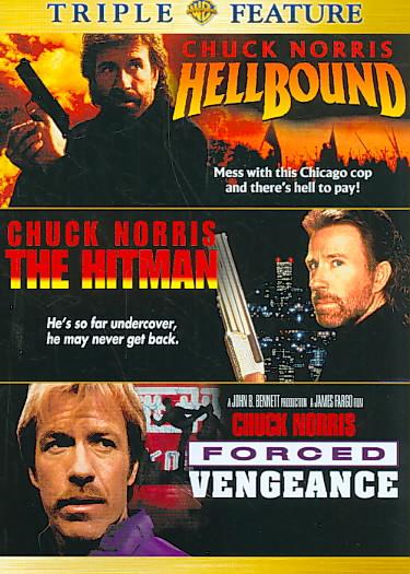 HELLBOUNDHITMANFORCED VENGEANCE (DVD)